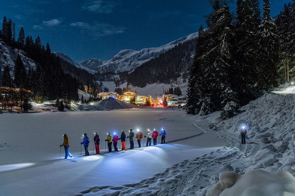 Kostenlose Gästeaktivitäten - Inklusivleistungen im Hotel Zauchensee Zentral
