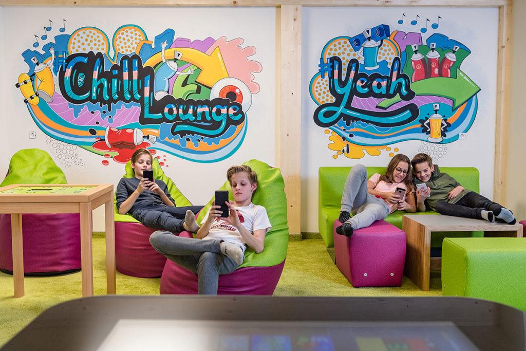 Kindererlebniswelt - Familienurlaub in Zauchensee
