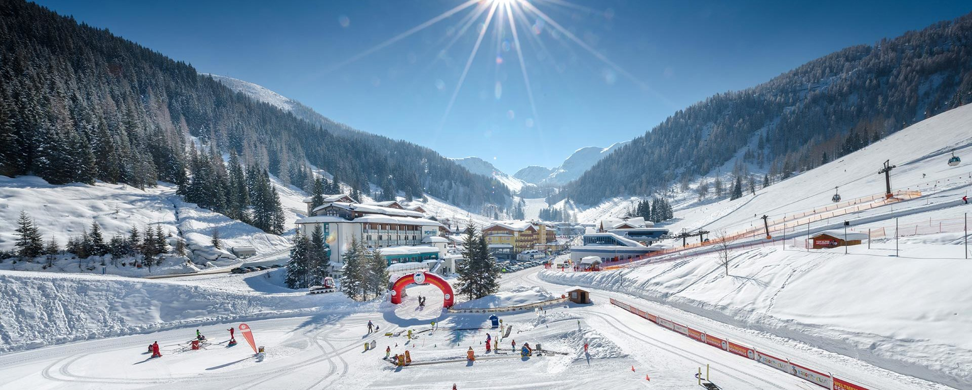 Links & Partner von Hotel Zentral Zauchensee