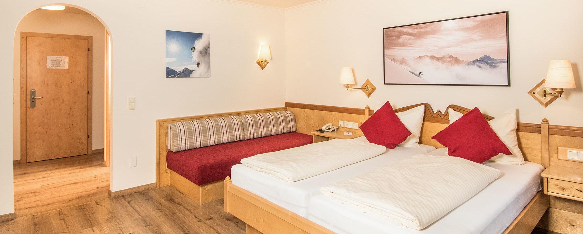 Unverbindlich anfragen - Hotel Zauchensee Zentral