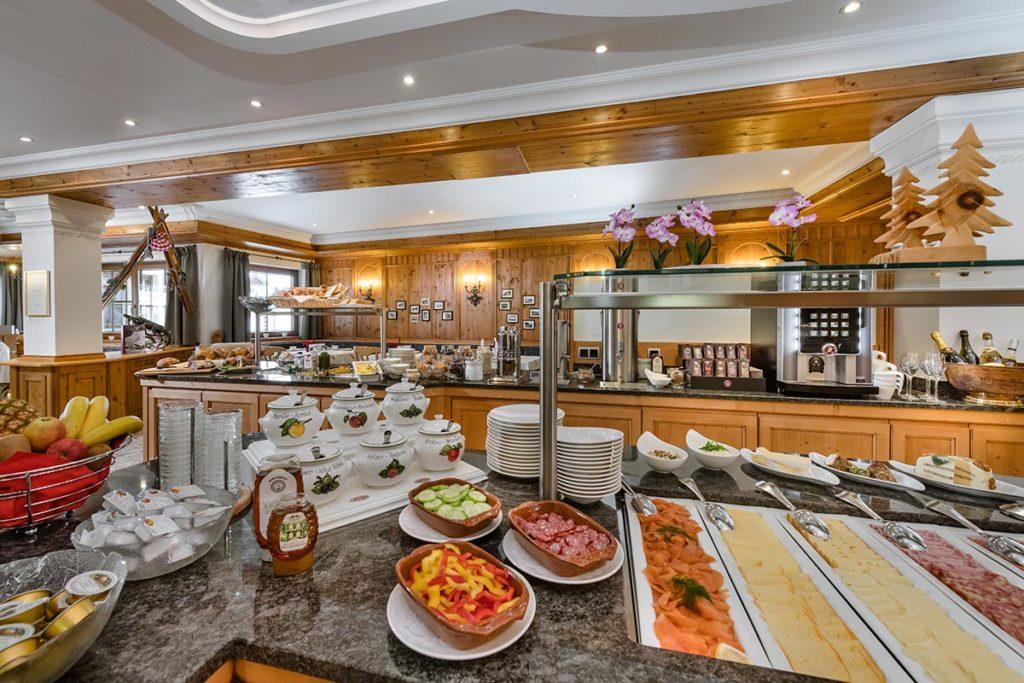Restaurant & Kulinarik im Hotel Zentral in Zauchensee