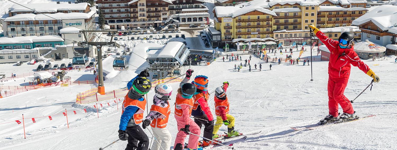 Skiurlaub in Zauchensee Skifahren 4
