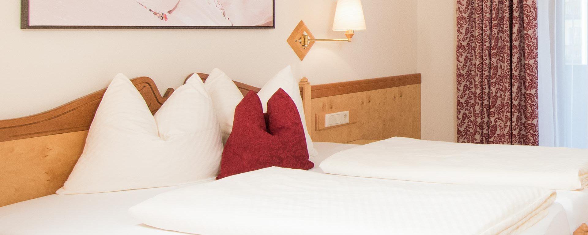 Zimmer im Hotel Zauchenese Zentral