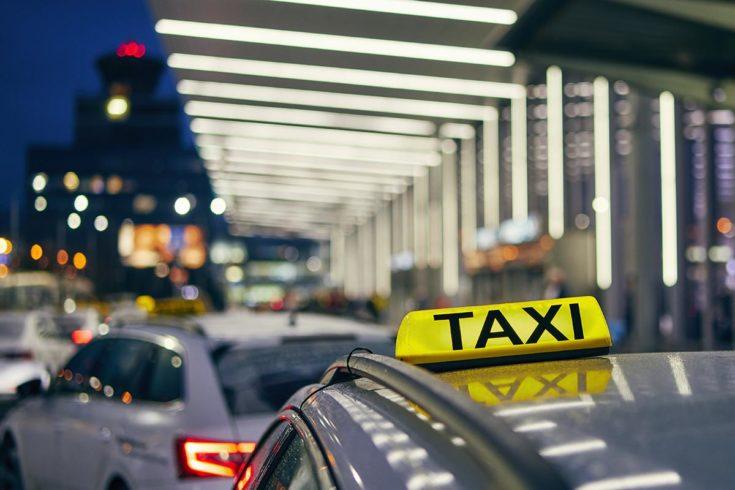 Anreise Per Taxi
