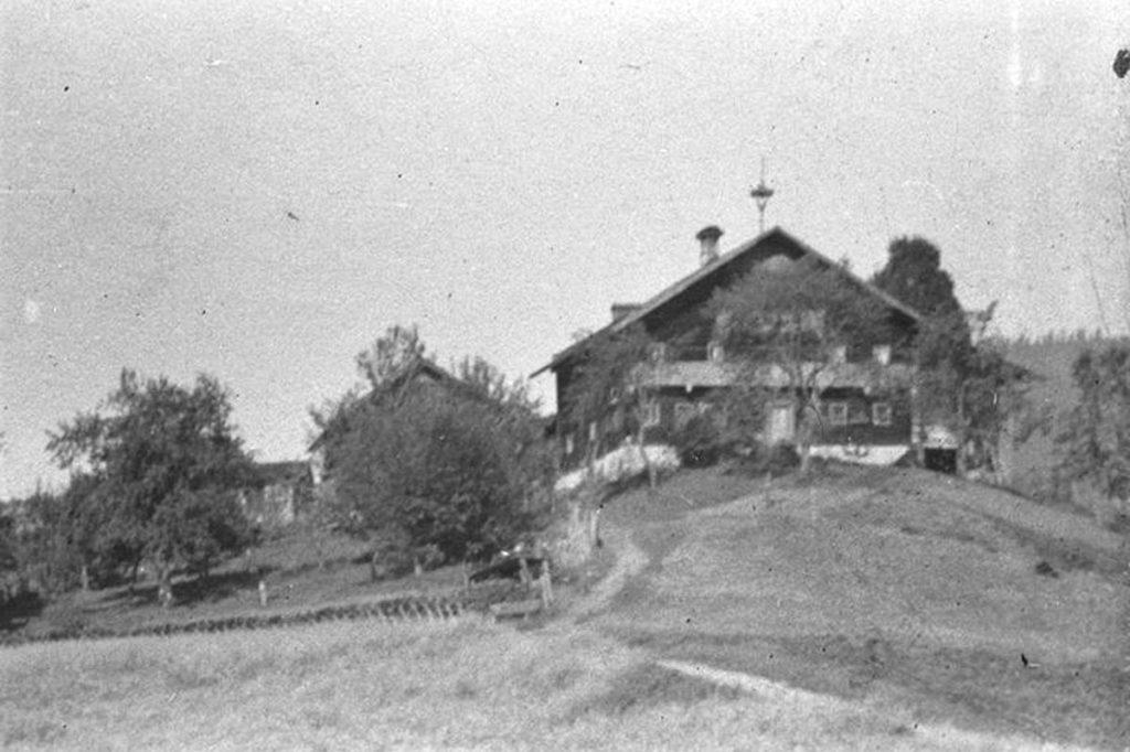 Bauernhof Kuchelberg früher