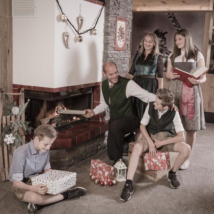 Gastgeber Familie Walchhofer