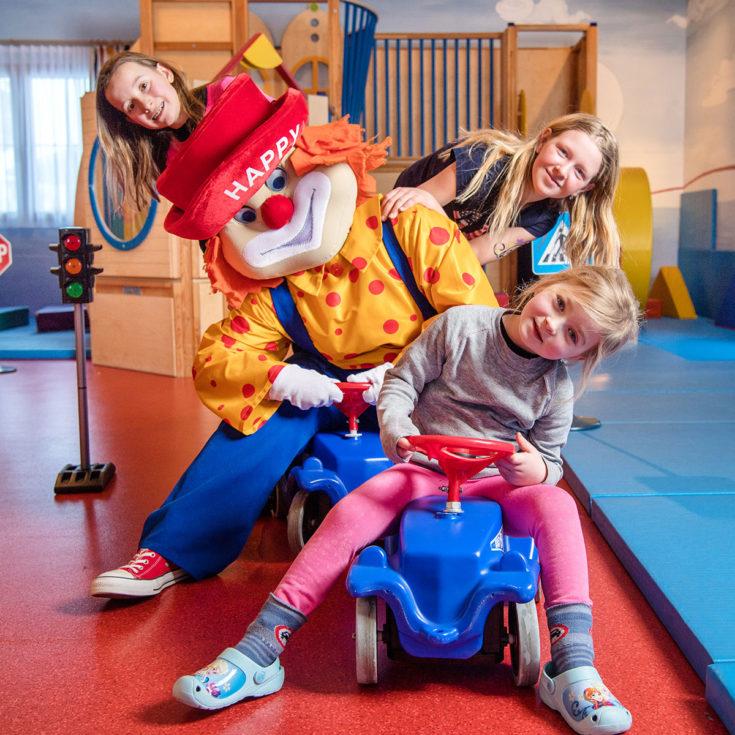 Kinderbetreuung - Familienurlaub in Zauchensee