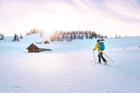 Skitouren in Zauchensee