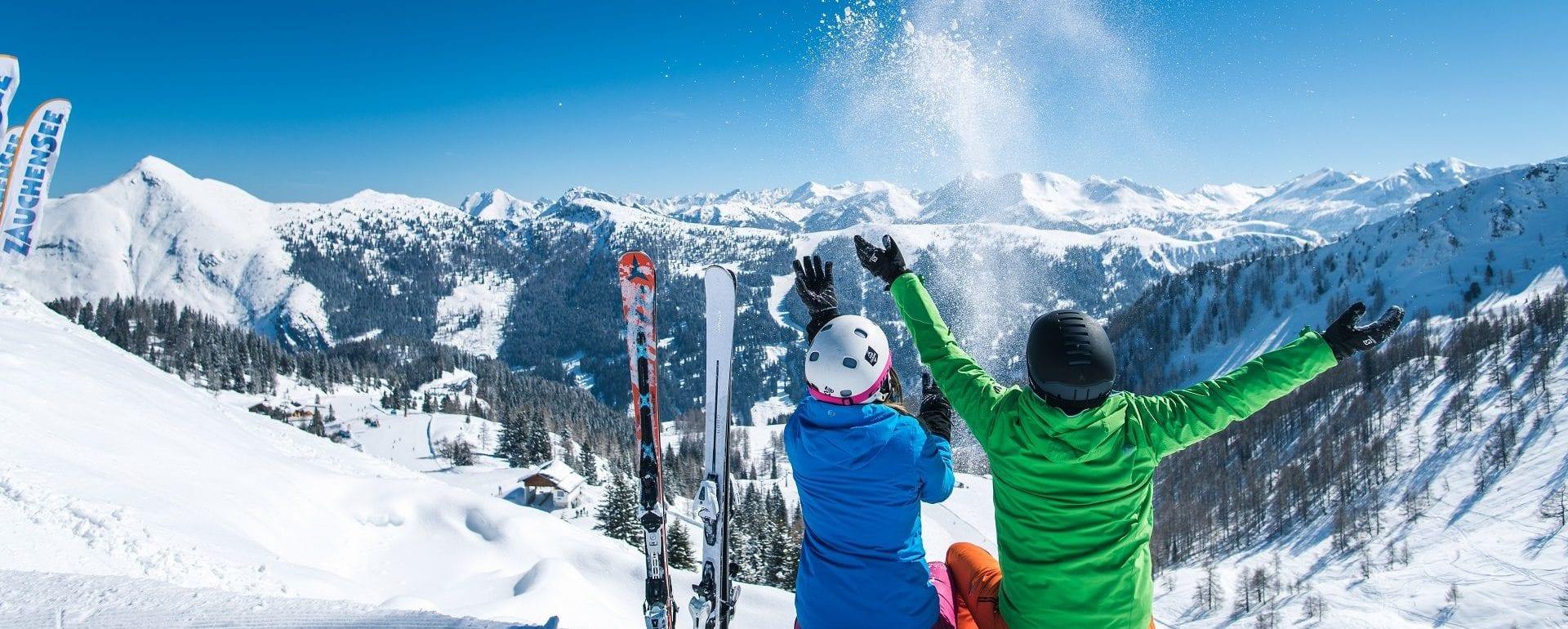 Ski Pausschalen für den Winterurlaub in Altenmarkt/Zauchensee